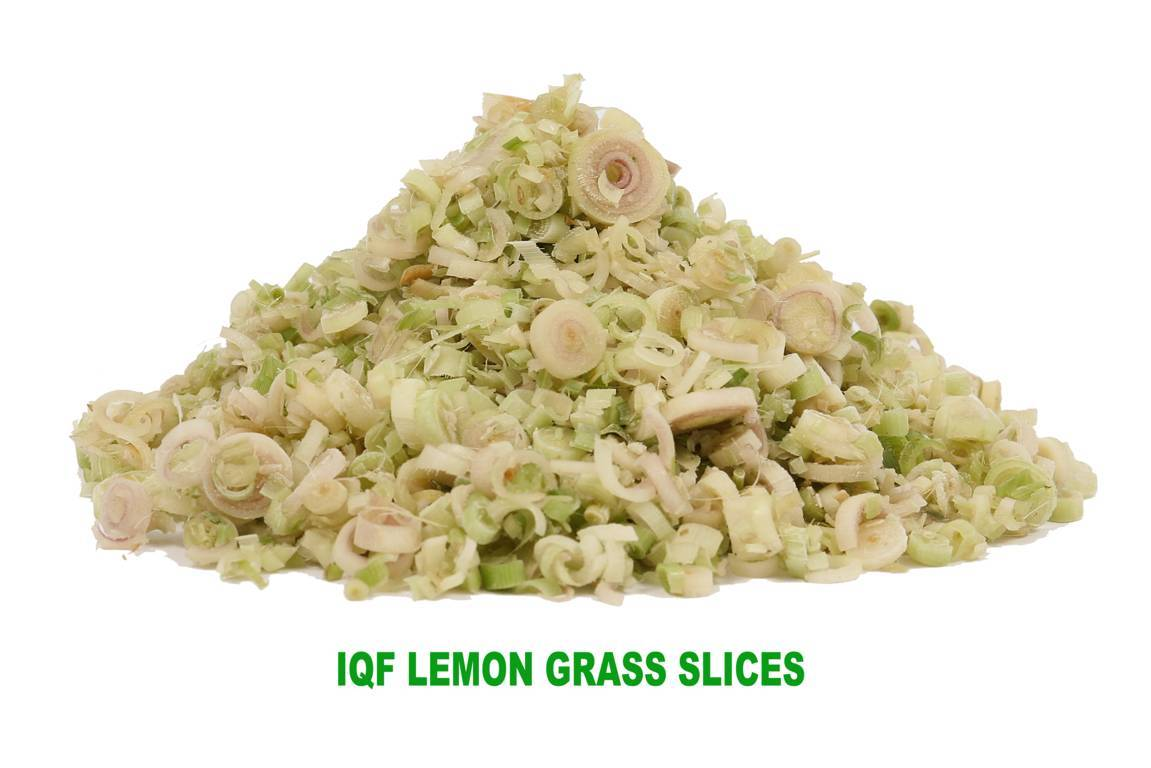 IQF LEMON GRASS SLICE