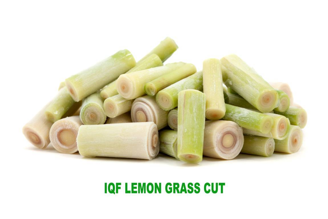 IQF LEMON GRASS CUT