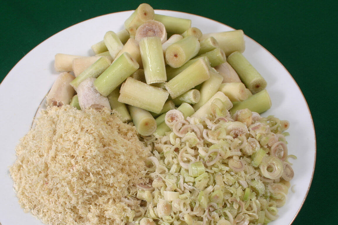 IQF Lemongrass